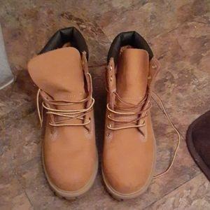 Timberland junior boots